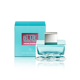 BLUE SEDUCTION FOR WOMEN EDT 80 ML - ANTONIO BANDERAS
