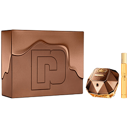 LADY MILLION PRIVE EDP 80 ML + EDP 10 ML ESTUCHE - PACO RABANNE