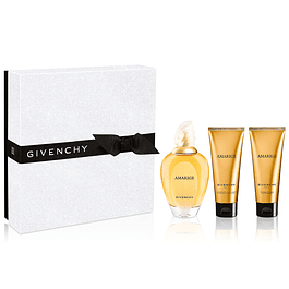 AMARIGE EDT 100 ML + BODY LOCION 75 ML + SHOWER GEL 75 ML ESTUCHE - GIVENCHY
