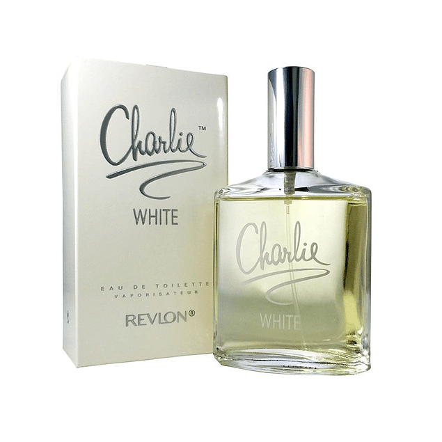 CHARLIE WHITE EDT 100 ML REVLON