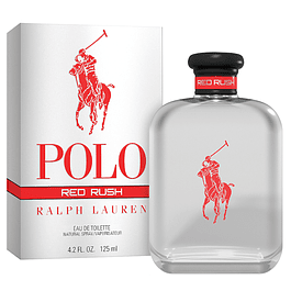 POLO RED RUSH EDT 125 ML - RALPH LAUREN