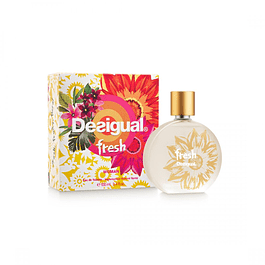 FRESH WOMAN EDT 100 ML - DESIGUAL