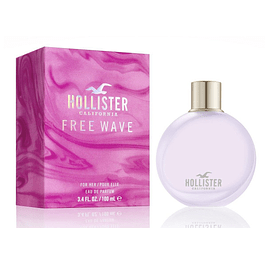HOLLISTER FREE WAVE FOR HER EDP 100 ML - HOLLISTER