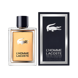LACOSTE L'HOMME EDT 100 ML - LACOSTE
