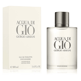 ACQUA DI GIO HOMME EDT 100 ML - ARMANI