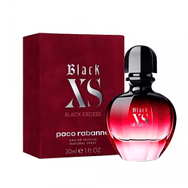 BLACK XS EDP 30 ML - PACO RABANNE