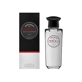 DIAVOLO GENTLEMAN EDT 100 ML - ANTONIO BANDERAS