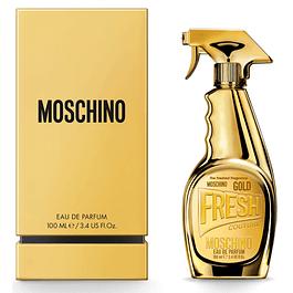 FRESH COUTURE GOLD EDP 100 ML - MOSCHINO