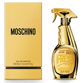 FRESH COUTURE GOLD EDP 100 ML - MOSCHINO