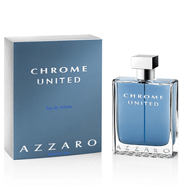 CHROME UNITED EDT 200 ML - AZZARO