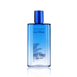 COOL WATER MEN EXOTIC SUMMER EDT 125 ML TESTER (PROBADOR) - DAVIDOFF