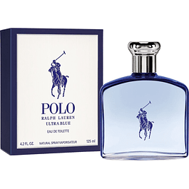 POLO ULTRA BLUE EDT 125 ML - RALPH LAUREN
