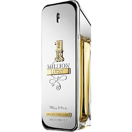 1 MILLION LUCKY EDT 100 ML TESTER (PROBADOR) - PACO RABANNE