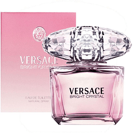 BRIGHT CRYSTAL EDT 90 ML - VERSACE