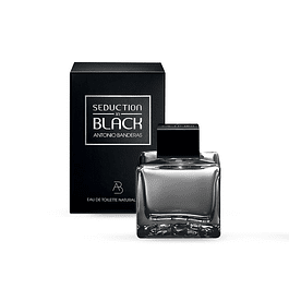 BLACK SEDUCTION 30 ML EDT - ANTONIO BANDERAS
