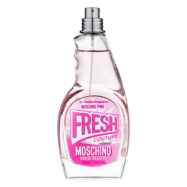 PINK FRESH COUTURE TESTER (PROBADOR) SIN TAPA EDT 100ML - MOSCHINO