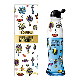 SO REAL CHEAP AND CHIC EDT 100ML - MOSCHINO