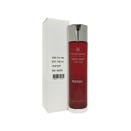 SWISS ARMY FOR HER  EDT 100 ML (PROBADOR TESTER) - VICTORINOX