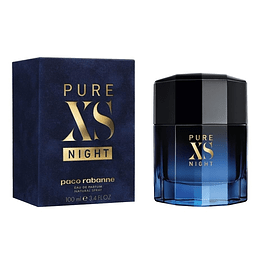 PURE XS NIGHT EDP 100ML - PACO RABANNE