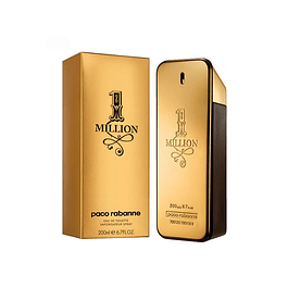 1 MILLION EDT 200ML - PACO RABANNE