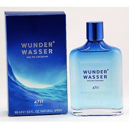 4711 WUNDERWASSER HIM 90 ML COLOGNE - 4711