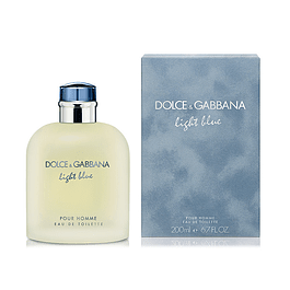 LIGHT BLUE POUR HOMME EDT 200 ML - DOLCE & GABBANA