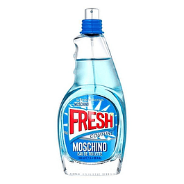 FRESH COUTURE EDT 100 ML TESTER SIN TAPA - MOSCHINO