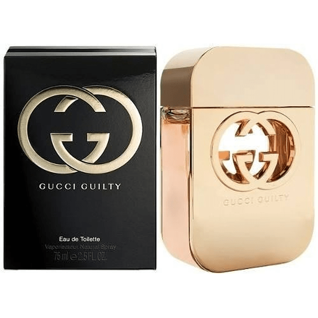 GUCCI GUILTY  EDT 75 ML - GUCCI