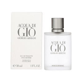 ACQUA DI GIO HOMME EDT 30 ML - ARMANI