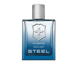 SWISS ARMY STEEL EDT 100 ML TESTER - VICTORINOX
