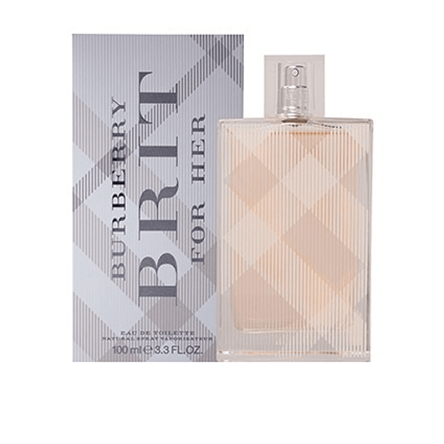 BURBERRY BRIT FOR HER EDT 100 ML - BURBERRY