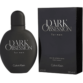 OBSESSION DARK MEN 125 ML-CALVIN