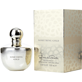 OSCAR SOMETHING GOLD EDP 100 ML - OSCAR DE LA RENTA