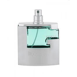 GUESS MAN EDT 75 ML (TESTER PROBADOR) SIN TAPA - GUESS