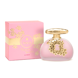 TOUS FLORAL TOUCH SO FRESH EDT 100 ML - TOUS