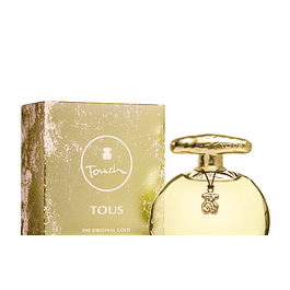 TOUS TOUCH THE ORIGINAL GOLD EDT 100 ML - TOUS