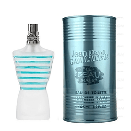 LE MALE BEAU EDT 125 ML - JEAN PAUL GAULTIER