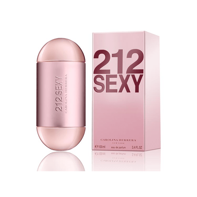 212 SEXY EDP 100 ML - CAROLINA HERRERA