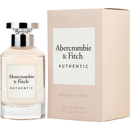 AUTHENTIC WOMAN EDP  100 ML - ABERCROMBIE & FITCH