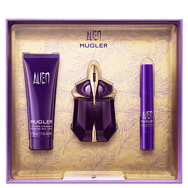 ALIEN THIERRY MUGLER EDP 30 ML + 50 ML BL + PERFUMING PEN 3GR - MUGLER