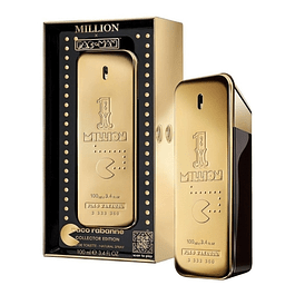 1 MILLION PACMAN COLLECTOR EDITION EDT 100 ML - PACO RABANNE