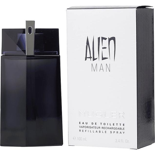 ALIEN MAN EDT 100 ML - MUGLER