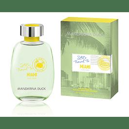Let's Travel To Miami For Men EDT 100ML - MANDARINA DUCK