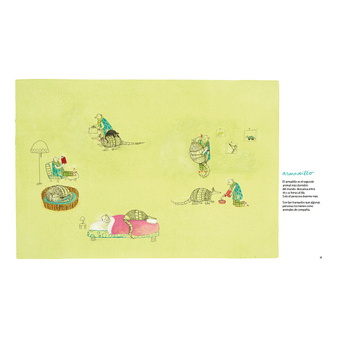 Zoolibro: Curiosidades Animales