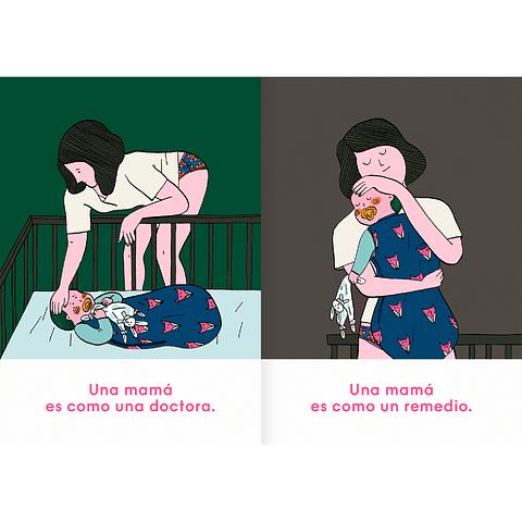 Una mamá es como una casa