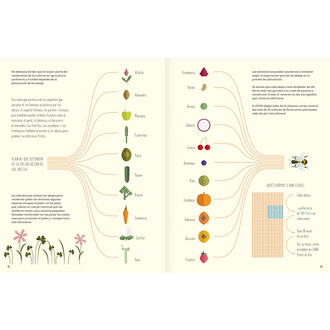 El mundo de las abejas