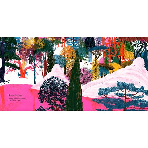 Raíces del bosque