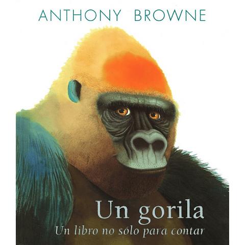 Un gorila, un cuento no solo para contar
