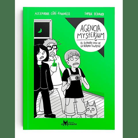 Agencia mysterium