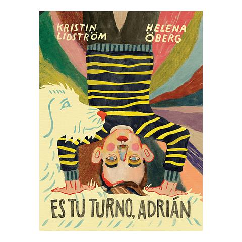Es tu turno, Adrián
